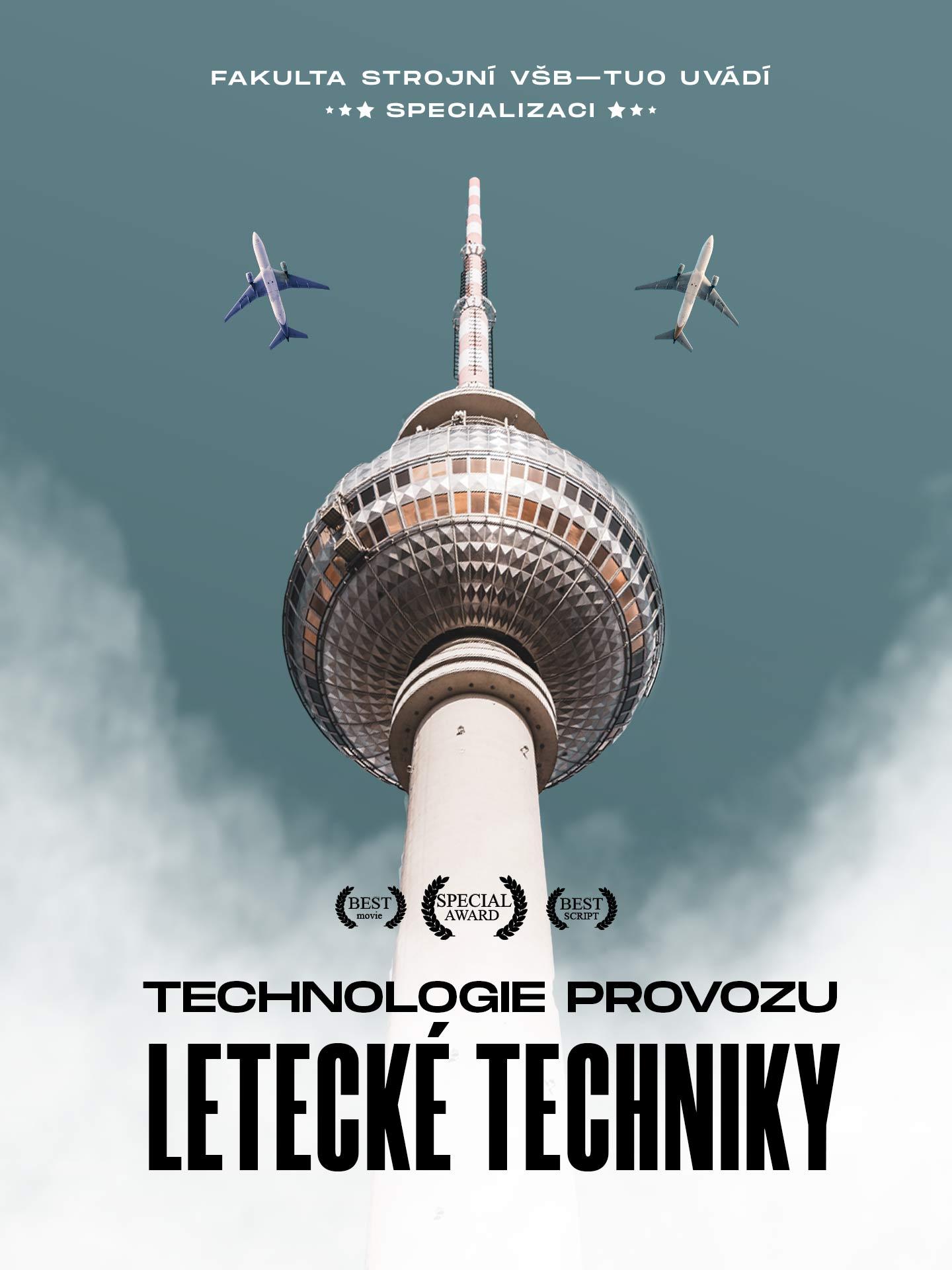 Technologie provozu letecké techniky