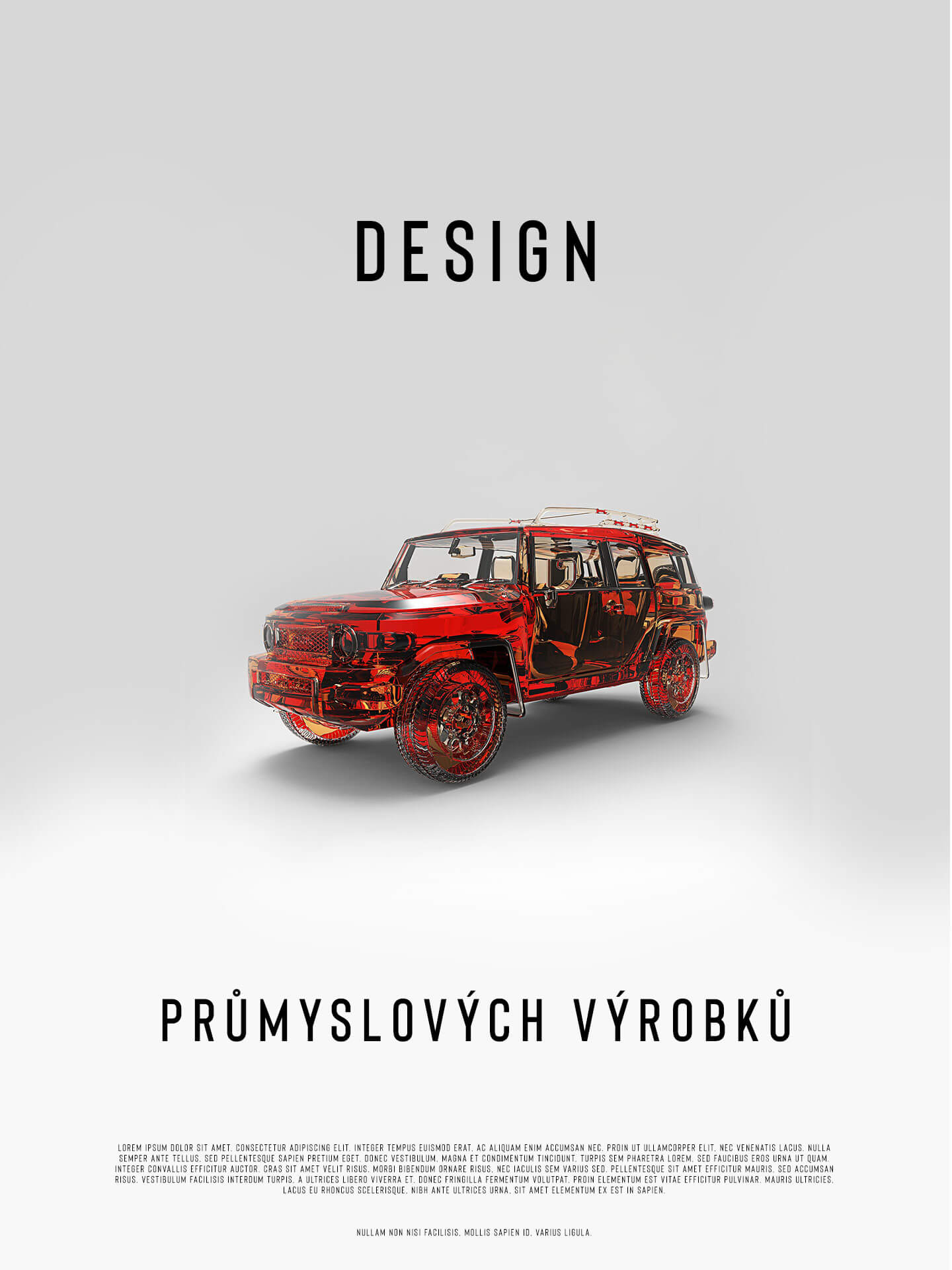 Design průmyslových výrobků