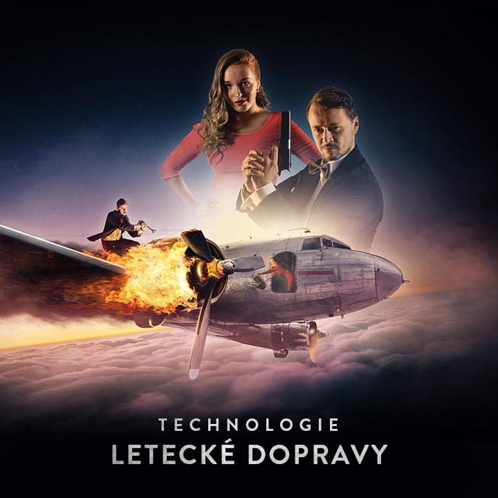 Technologie letecké dopravy